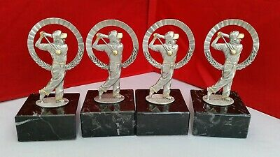 Golf Trophies / Team Winners Presentation Awards All Brand New + Free Engraving