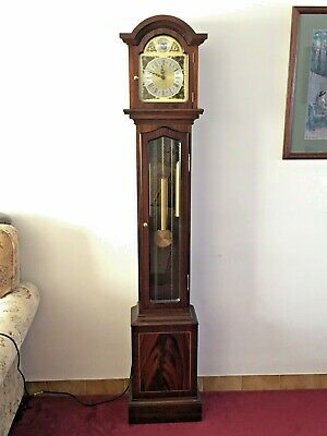 Grandmother Clock - Tempus Fugit - Westminster Chimes.
