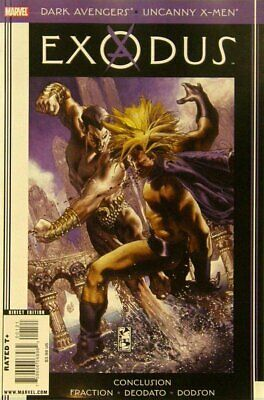 Dark Avengers/Uncanny X-Men: Exodus #1 Presque Neuf (NM) 1in20 Variant Comics