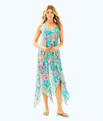 9ad0ac0cc3d3b LILLY PULITZER FOR Target Maxi Swim Cover Up XS - $65.00 | PicClick