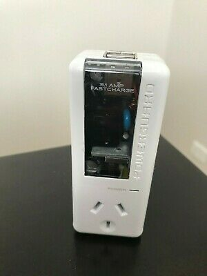 POWERGUARD CHARGEALL POWER FILTER / PROTECTION DEVICE - free post