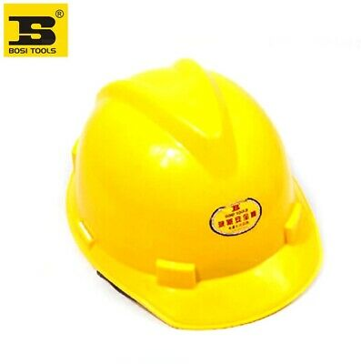 Bosi Safety Helmet Hard Hat Head Protection Construction Site Builders Yellow