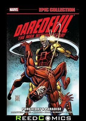 DAREDEVIL EPIC COLLECTION PURGATORY AND PARADISE GRAPHIC NOVEL (488 Pages)