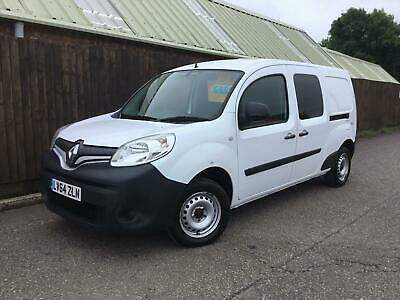 Renault Kangoo Crew Van Maxi Phase II LL21 dCi**1 OWNER**FULL SERVICE HISTORY**