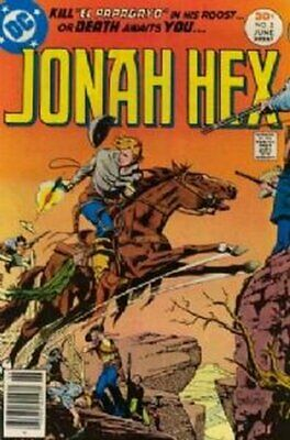 Jonah Hex (Vol 1) #   2 (FN+) (Fne Plus+) DC Comics ORIG US