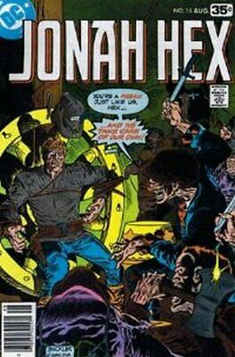 Jonah Hex (Vol 1) #  15 Very Fine (VFN) DC Comics BRONZE AGE