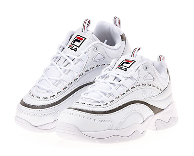 a9551f30149 FILA RAY WHITE Next Model of Disruptor Shoes Sneakers Authentic Ugly ...