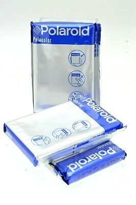 Polaroid Polacolor Type 100 colour 10 sheet Instant film pack Sealed Out of Date