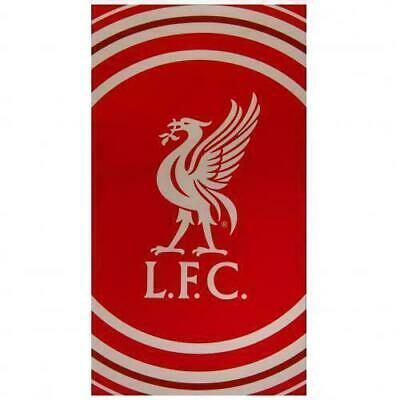 Liverpool FC 'Red' Beach Bath Towel Official licensed Merchandise Cotton 100%