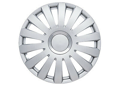 Ring Automotive RWT1334 Car and Van Solus Universal Fitment 13 inches Set of 4 Silver