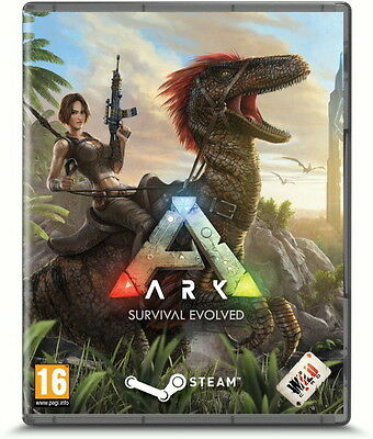 ARK: Survival Evolved (PC, Steam Key without DVD sending)