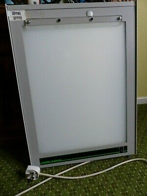 Sussex Slim Line X-Ray Viewer, perfectly working, clean and orderly