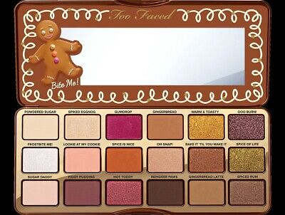 Palette Gingebread Too Faced Nuova