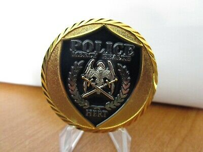 Mercy Health Police Youngstown Ohio HERT Challenge Coin #9828