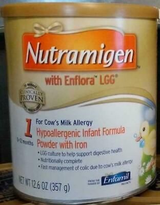 MEAD JOHNSON 1 EA 4242228 Nutramigen with Enflora LGG Infant Formula Powder CHOP