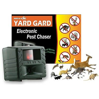 YG Yard Gard Ultrasonic Animal Repeller
