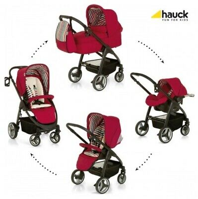 Chilli Buddy Jet Footmuff For Hauck Lacrosse All in One Travel System