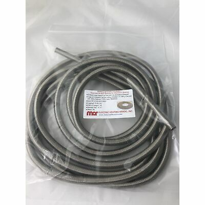 L18-10C N6 .25ID 10ft Nichrome Open Coil