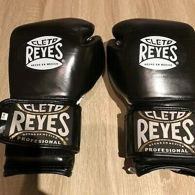 FREE* Cleto Reyes Boxing Gloves Wrap Around Sparring Training Gloves Red