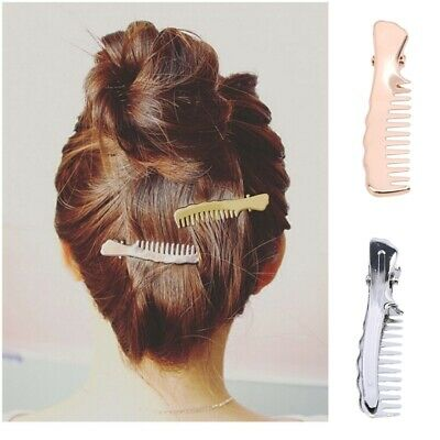 12pc Trendy Comb Hair Clip Hairpin Hairband Comb Barrette Headdress Supply Hot F