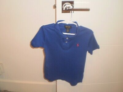 Pre-Owned Toddler Boys Ralph Lauren Polo Shirt- Size 3