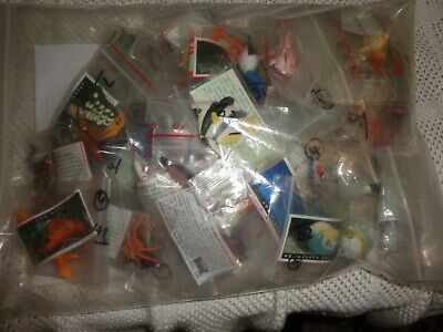 Yowie Yowies Series 4 Full Set Of 50 All With Papers Intact