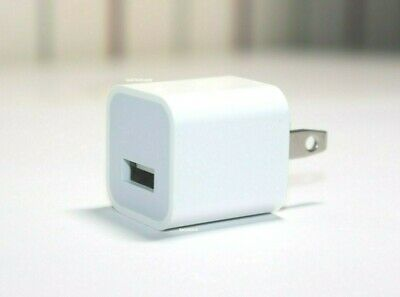 Original Quality Wall Charger For Apple iPhone iPod Apple Watch 5W NEW IN BOX