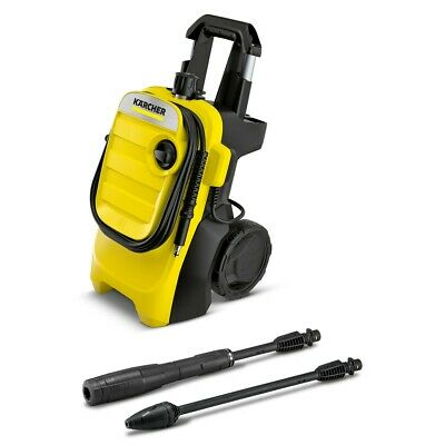 Karcher K4 Compact Pressure Washer - 130bar / 1800 watt