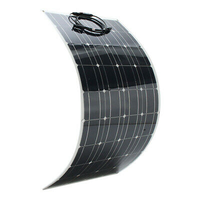 Elfeland SP-39 120W 1180*540mm Semi-Flexible Solar Panel With 1.5m Cable Front J