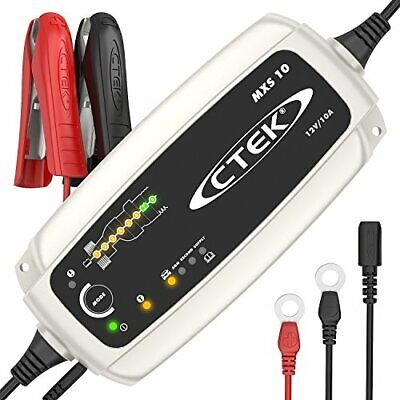 Ctek Mxs 10 12V 10A Battery Charger And Conditioner - Cheap - 2
