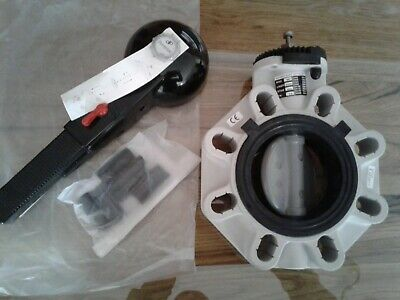 BUTTERFLY VALVE 115 MM dia Brand new condition - China lug