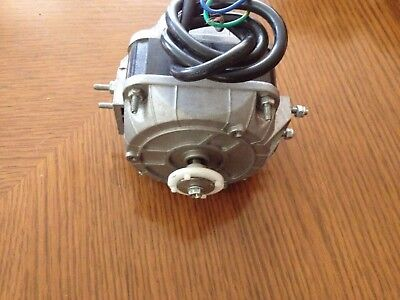 Icematic F200  and  scotsman MF 22  Ice Maker  condenser fan motor