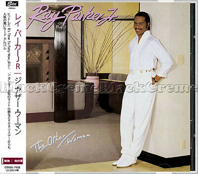 "Ray Parker Jr. -""The Other Woman""-SEALED Remastered & Expanded Japan CD 3x Bonus"