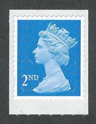 "2013 ""M13L"" - ""MBIL"" 2nd Class MACHIN Single Stamp from Business Sheet"