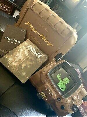 PS4 PIP-BOY FALLOUT 4 Game of the Year Edition Vault-Tec Limited