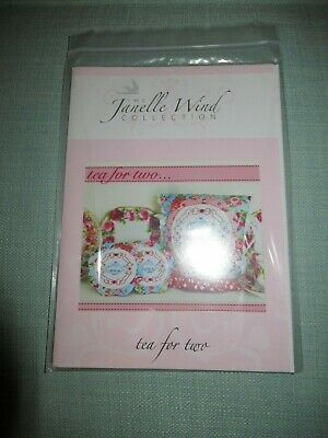 Tea For Two Pattern - The Janelle Wind Collection - Quilting, Sewing, Stitching