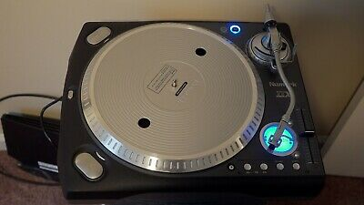 Numark TTX Professional DJ Turntable Direct Drive with Cartridge and Needle