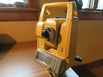 TOPCON GTS 312 TOTAL Station For Surveying One Month