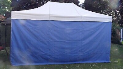 Commercial grade pop up gazebo market stall marquee 3m x 4.5m