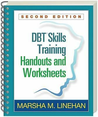 DBT Training Handouts and Worksheets by Marsha M. Linehan 2014 Paperback Revised