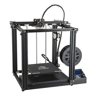 Creality 3D Ender-5 DIY 3D Printer Kit 220*220*300mm Printing Size With Resume P