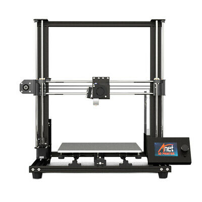 Anet A8 Plus DIY 3D Printer Kit 300*300*350mm Printing Size With Magnetic Movabl