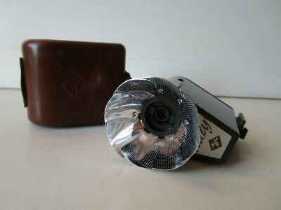 Vintage Agfa Tully Flash Unit in Case