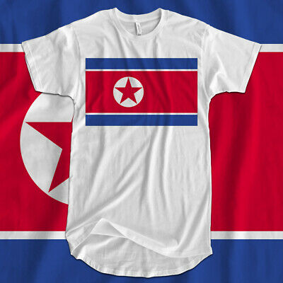 National Flag | North-Korea | Iron On T-Shirt Transfer Print