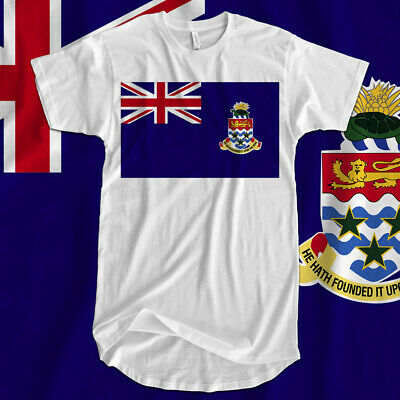 National Flag | Cayman Islands | Iron On T-Shirt Transfer Print