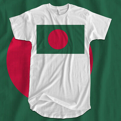 National Flag | Bangladesh | Iron On T-Shirt Transfer Print
