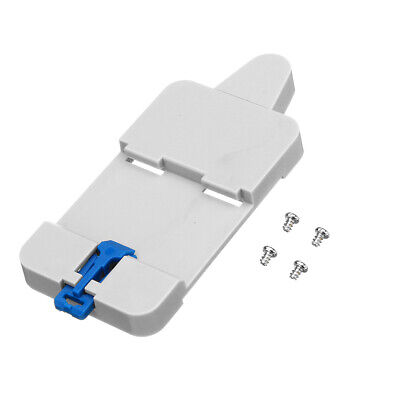 3Pcs SONOFF DR DIN Rail Tray Adjustable Mounted Rail Case Holder Solution Module