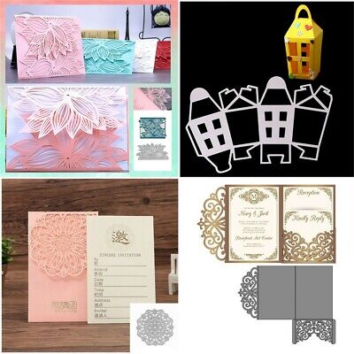 Metal Cutting Die Scrapbooking Card Making Album Decorative Embossing Craft SA