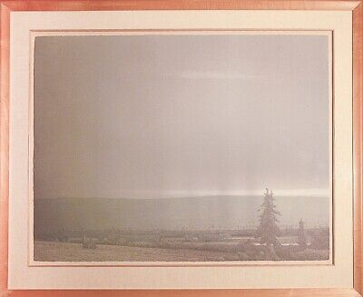 Russell Chatham Lithograph - Sweetgrass Spring Evening (Montana Suite) 215/275