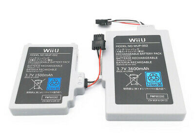 New Replacement Battery Nintendo Wii U Gamepad Controller WUP-012
